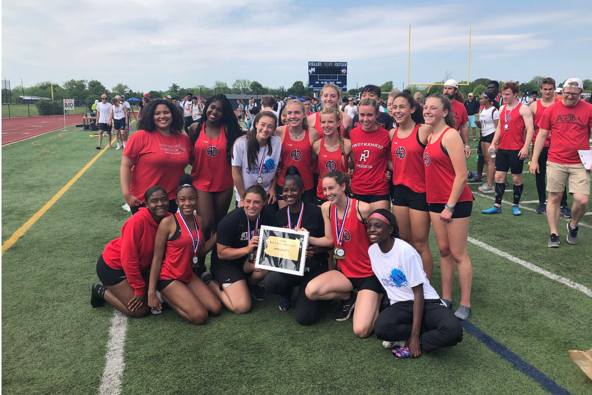 Girls Track & Field: GA Dominates, Takes Home PAISAA Title